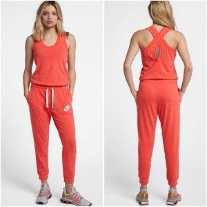 NWT Nike Jumpsuit Romper Racerback Size XXL
